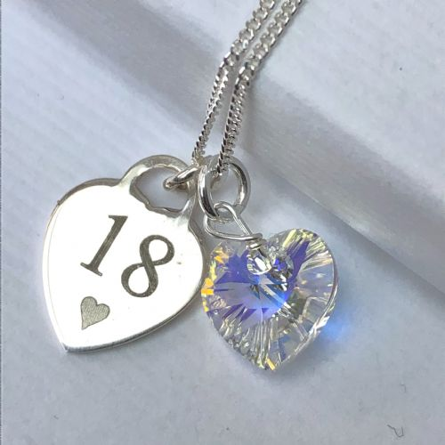 18th birthday personalised gift - FREE ENGRAVING